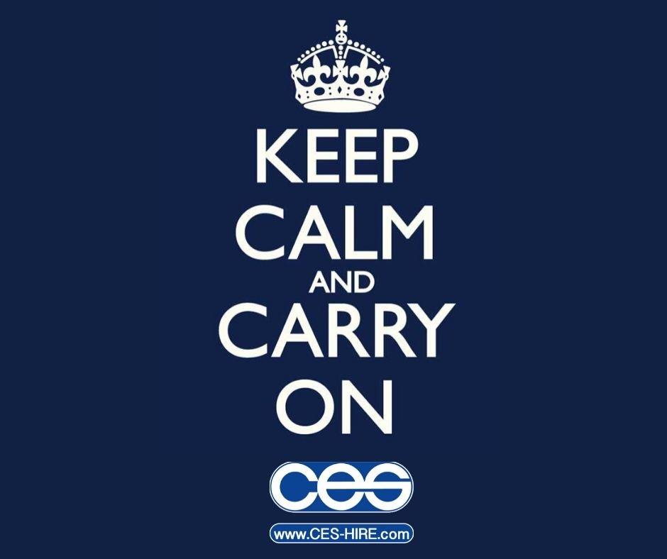 Keep calm post